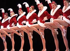 Radio City Rockettes 2011 Dates