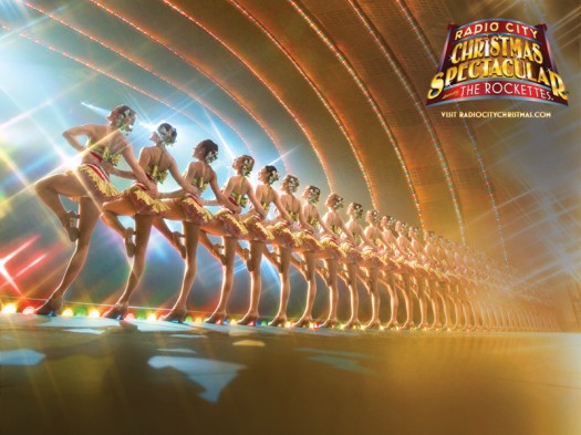 Show Radio City Rockettes 2011