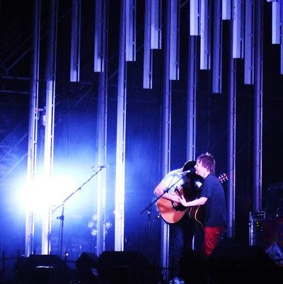Dates 2011 Radiohead