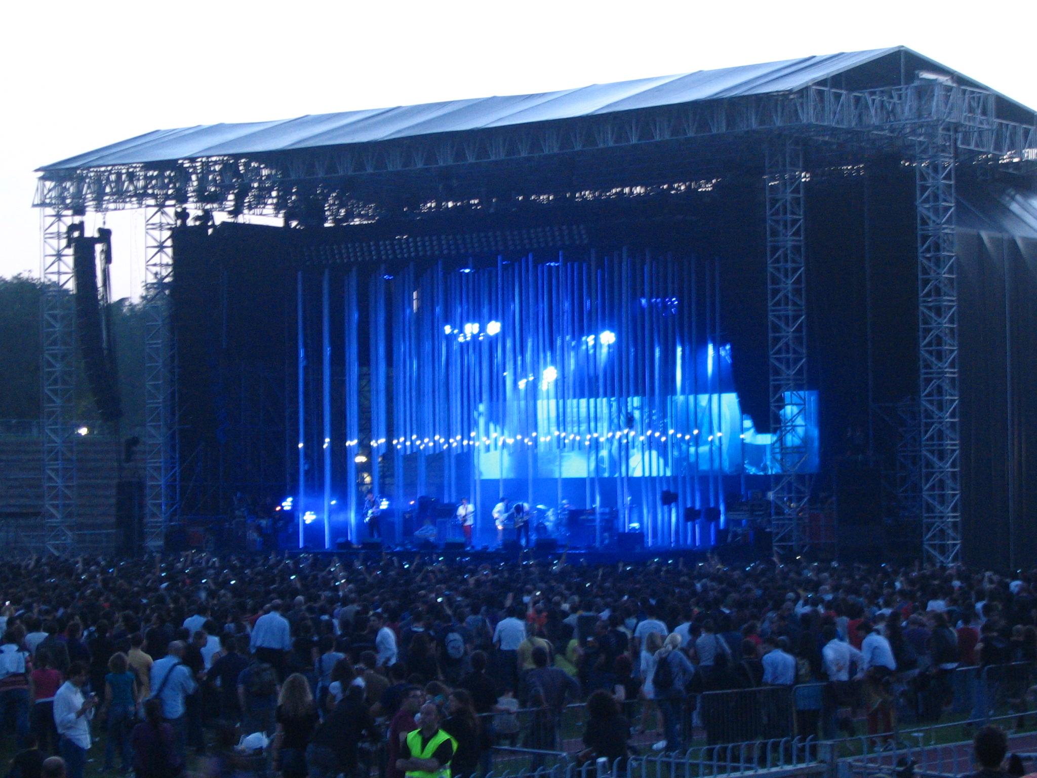 Tickets Show Radiohead