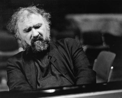 Radu Lupu Avery Fisher Hall At Lincoln Center