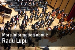 Radu Lupu Tickets New York