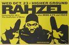 Dates Tour Rahzel 2011