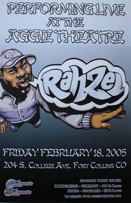 Rahzel Tickets