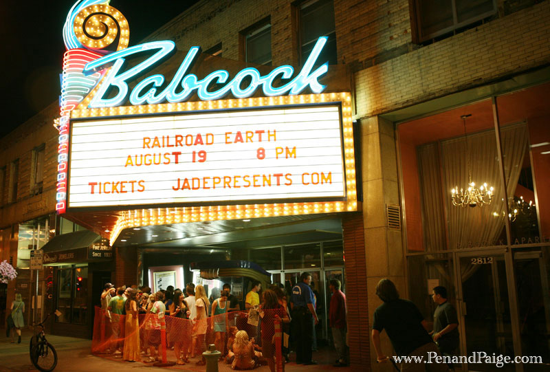 Railroad Earth 2011 Tour Dates