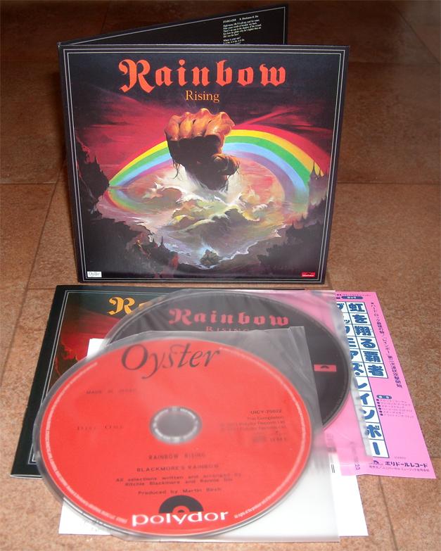 Concert Rainbow Rising