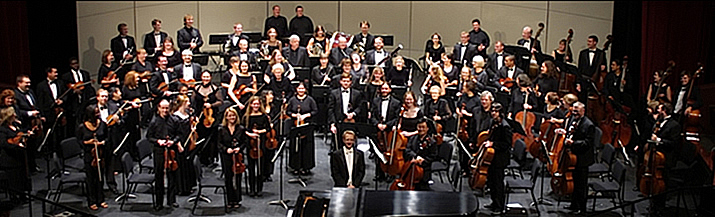 Concert Raleigh Civic Orchestra