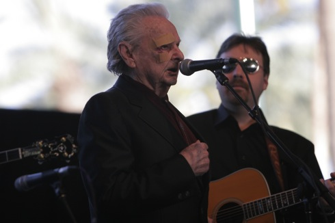 Ralph Stanley Tour Dates 2011