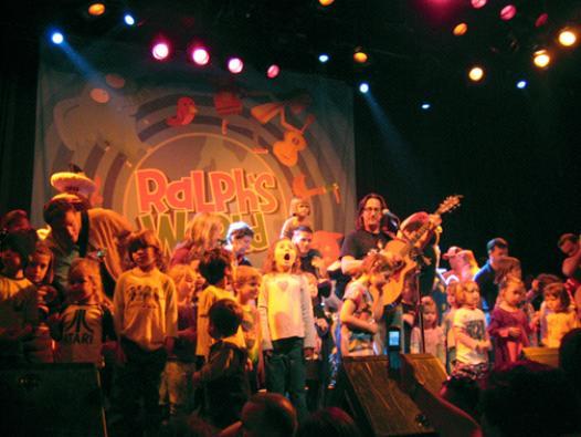 Concert Ralphs World