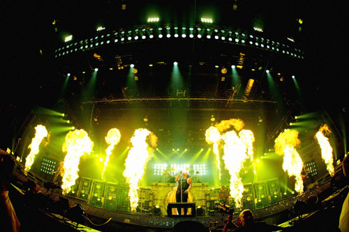 Rammstein Tacoma Dome
