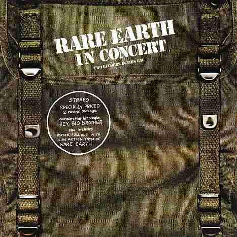 Rare Earth Lexington Music Theater