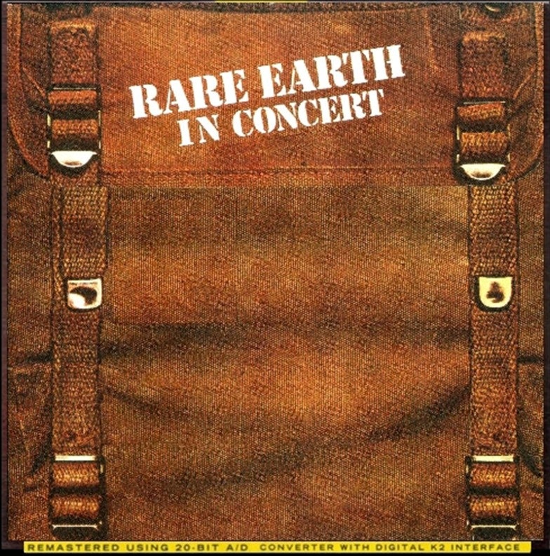 Show Rare Earth Tickets