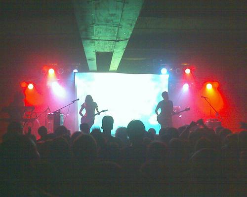Ratatat Concert