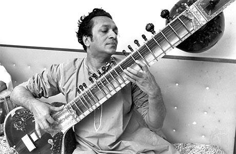 Ravi Shankar Concert
