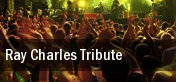 Ray Charles Tribute Tickets Francis Winspear Centre
