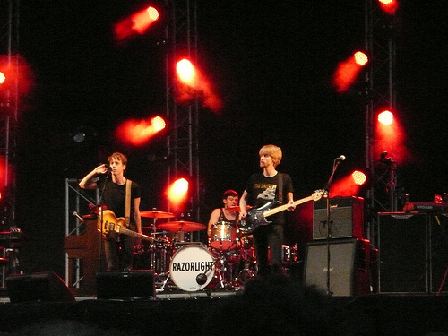 Dates 2011 Razorlight Tour