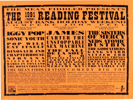 Reading Festival Richfield Avenue