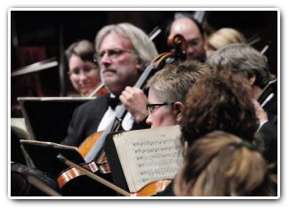 2011 Reading Symphony Orchestra Show