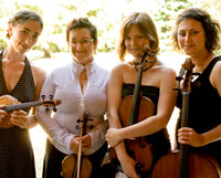 2011 Real Vocal String Quartet
