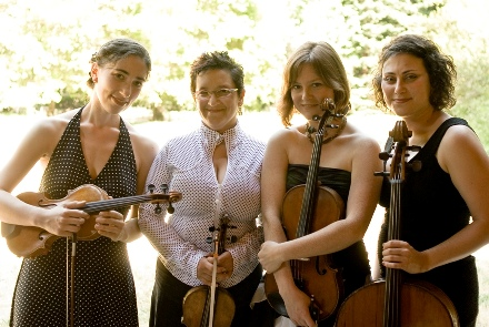 Real Vocal String Quartet Berkeley Tickets