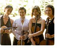 Real Vocal String Quartet Tickets Berkeley