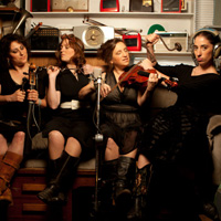 Real Vocal String Quartet 2011 Dates