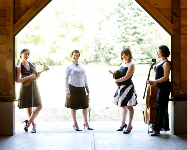 Real Vocal String Quartet 2011 Show