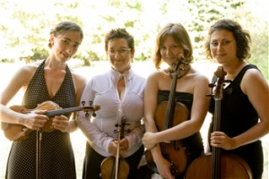 Real Vocal String Quartet Show 2011