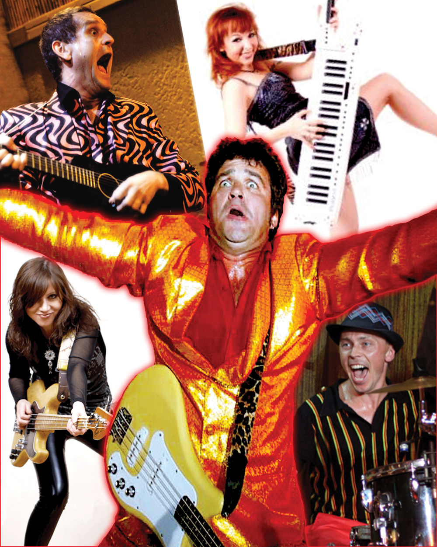 Red Elvises Concert
