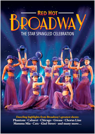 Dates 2011 Red Hot Broadway
