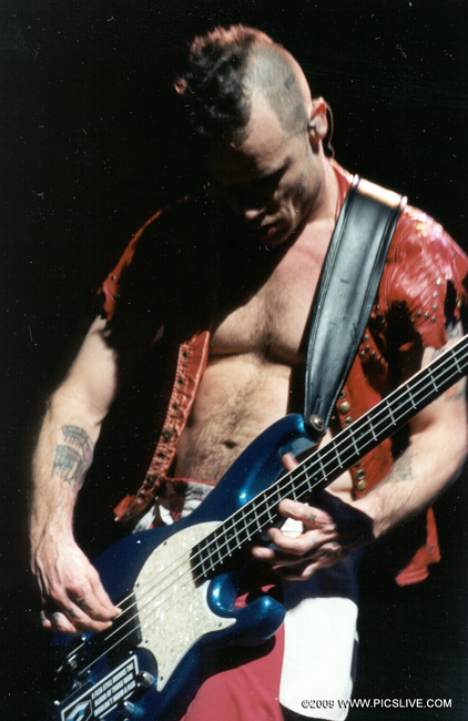 Red Hot Chili Peppers Show 2011