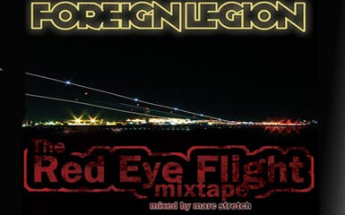 Red I Flight 2011 Tour Dates