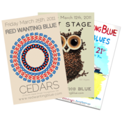 Show Tickets Red Wanting Blue