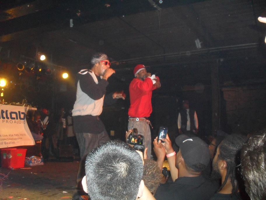 Redman 2011 Show