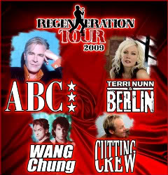 2011 Dates Regeneration Tour