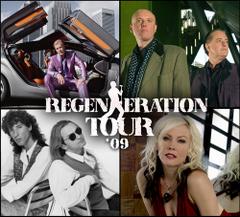 Concert Regeneration Tour