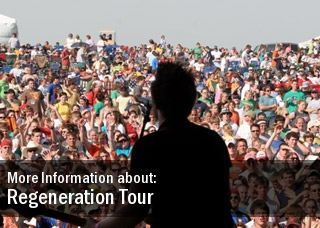 Regeneration Tour Tickets Wantagh