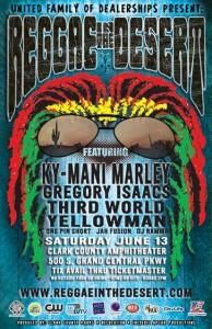 2011 Reggae In The Desert