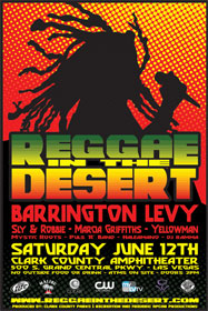 Reggae In The Desert Las Vegas