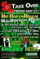 Reggae Legend Birthday Bash Kalamazoo MI