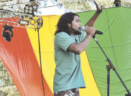 Reggae Rising Music Festival Tour Dates 2011