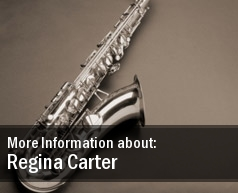 Tickets Regina Carter