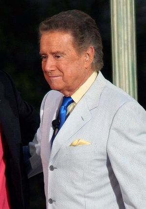 Regis Philbin 2011 Tour Dates