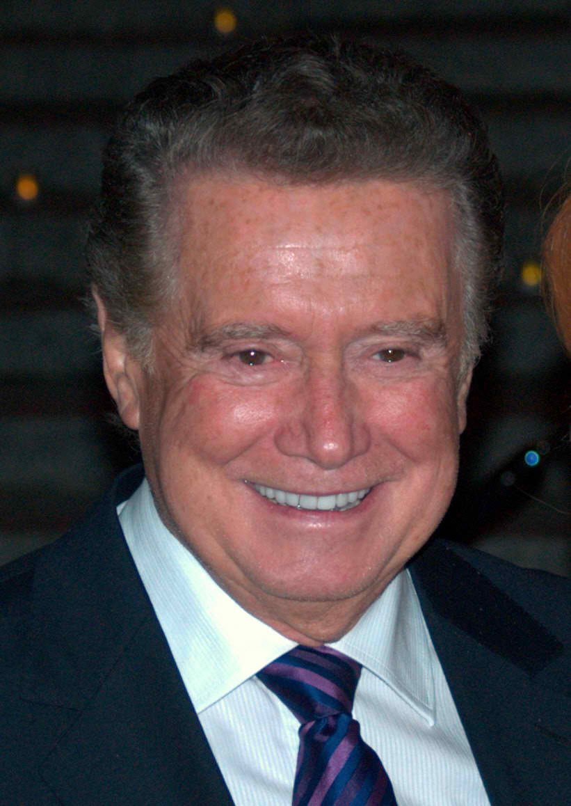 Regis Philbin Tickets Show