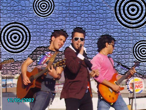 Dates 2011 Tour Reik