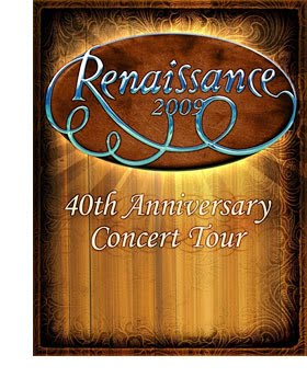 Renaissance 40th Anniversary Tickets Keswick Theatre