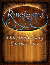 Renaissance 40th Anniversary 2011