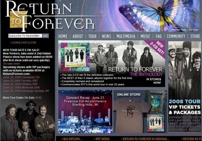 Return To Forever Salt Lake City