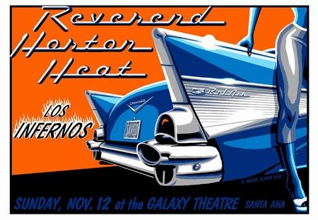 Concert Reverend Horton Heat