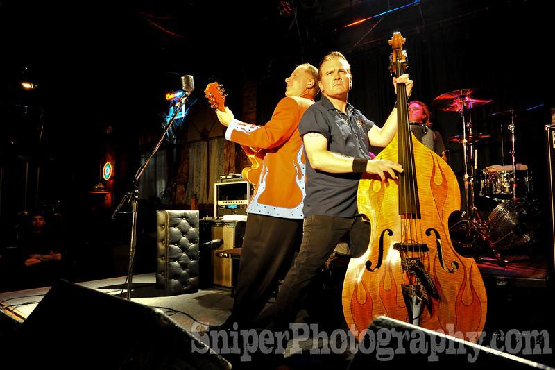 Reverend Horton Heat Show 2011